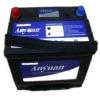 Super Discharging Maintenance Free Starting Car Battery