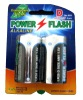 Super alkaline battery LR20 AM-1