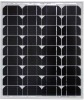 Superior 180W monocrystalline silicon solar panel cells