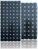 Superior 180W monocrystalline siliconsolar solar panels for electricity