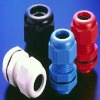 Supply blue nylon cable gland (IP68) M12A