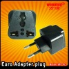 Swiss/Russia/South America travel Adapter