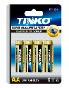 """TINKO"" Super alkaline battery  AM-3"