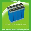 TOPBAND 3V 100Ah li ion battery for EV