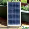TUV certificate Poly-crystalline 160W solar panel