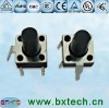 Tact Switch with 12V DC Rated Insulation Resistance
