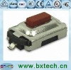 Tact Switch with 3.7 x 6.1mm SMT Type, Available in Tape and Reel Packing