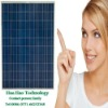 The manufacture of 100w energy solar panels