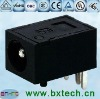 Thermoplastic DC Power Socket with Copper Alloy Contacts