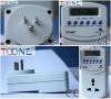 Toone ZYT01 12v dc programmable plug in timer digital