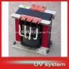 Transformer for UV coating machine