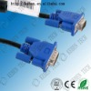 Transmit digital signals from DVD player dvi cable connector