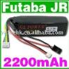 Transmitter Futaba JR Spectrum RC Pack