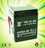 Two Wheeler Battery MF YB2.5L-C 12V2.5AH