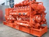 Type:open or silent (20kw-200kw) KP-natural gas series diesel generating sets
