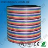 UL1007 pvc insulated flat ribbon cable