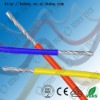 UL1015 8AWG insulated electric pvc coated wire
