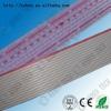 UL2651 1.27mm flexible flat grey ribbon cable