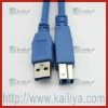 USB 3.0 Cable with Transmission Speed up to 5.0Gbps