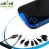 USB External battery power bank video camera charger