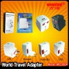 USB Universal Travel Adapter/USB charger for iPone,iPad,Moblie Phone,Digital Camera.