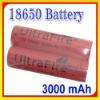 Ultrafire 18650 3000 mAh 3.7V Rechargeable Battery