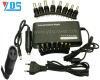 Universal 100W Power Supply with 8 Interfaces,EU AC Cable