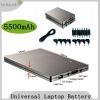 Universal External Laptop Notebook Battery Power Pack Charger
