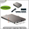 Universal Laptop External Battery 5500mAh