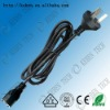 VDE certificate ROHS standard power extension cable