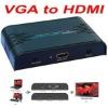 VGA to HDMI box PC or laptop