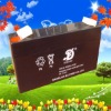 Valve-regulated sealed lead acid storage battery in China