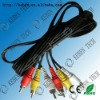 Video&Audio extension power cord