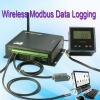 Wireless Modbus Temperature Measurement Data Logging