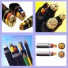XLPE insulated armored elctric  cable
