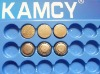 alkaline button cell AG12