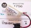 battery 1756-BA2 Allen Bradley PLC