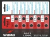 bug battery AG13 button cell
