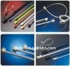 cable tie for wire and wrap