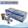 carbon zinc battery