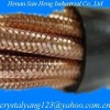 copper conductor PVC insulated and sheathed control cable with steel tape shield, electrical wire