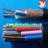 copper wire shield copper conductor control cable