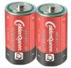 d size metal battery