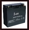 deep cycle solar battery(12v17ah)
