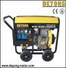 diesel welder & generator(5kw)