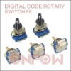 digital code rotary switch