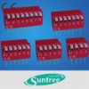 dp dip switch piano type SPST SPST dip switch