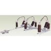 dropout fuse cutout fuse insulator