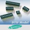 dth dip switch SPST SPST dip switch