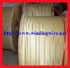 fiberglass wrapped !! aluminum magnet wire supplier